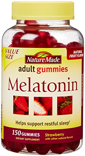 Nature Made Adult Gummies Melatonin Value Size-150 ct