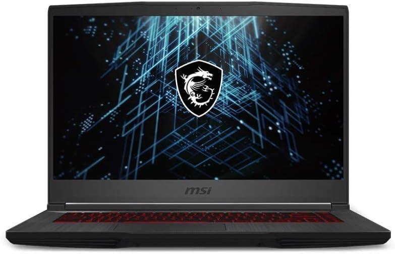 CUK GF65 Thin by MSI 15 Inch Gaming Notebook (Intel Core i7, 16GB RAM, 512GB NVMe SSD, NVIDIA GeForce GTX 1660 Ti 6GB, 15.6