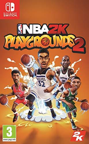 professionnel comparateur NBA 2K Playgrounds 2 pour Nintendo Switch choix