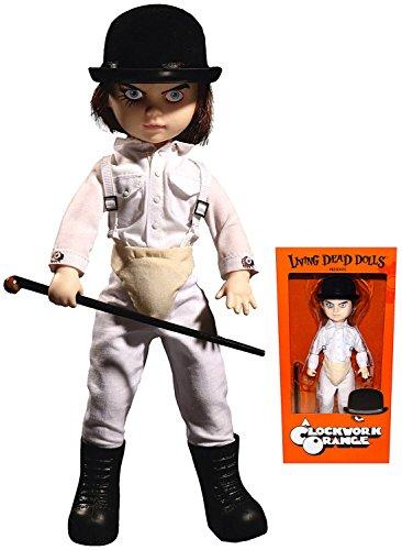 Clockwork Orange Alex Living Dead Doll 10.5'