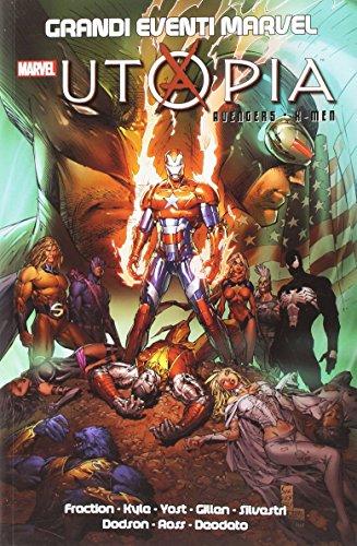 Utopia - Grandi Eventi Marvel - Prima Ristampa