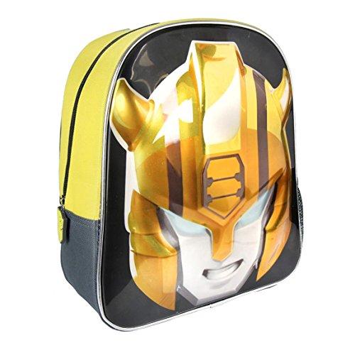 Cerdá 3d Transformers Kinder-Rucksack, 31 cm, Gelb (amarillo)
