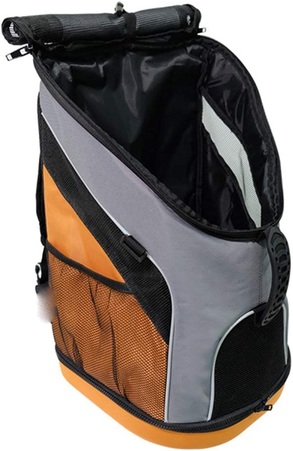 Byx Pet Backpack  Outing Bag Upright Horizontal Tote Bag Pet Carrying Bag Length 30 Width 30 Height 49cm Recommended Load 8KG Pet Backpack (color   B)