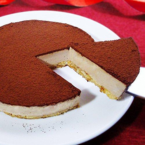 生チョコレアチーズケーキ (チルド冷蔵) チョコレートケーキ