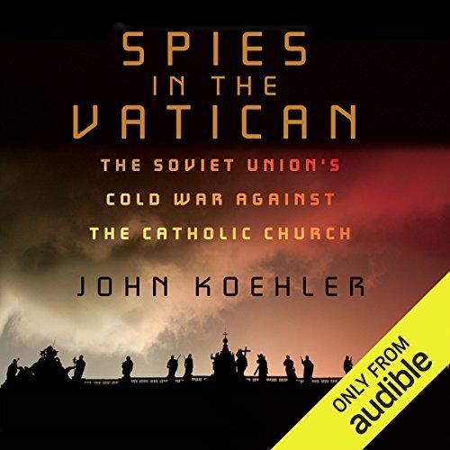 Spies in the Vatican audiobook cover art