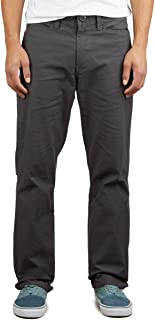 Volcom Men's VSM Gritter Plus Relaxed FIT Chino Pant