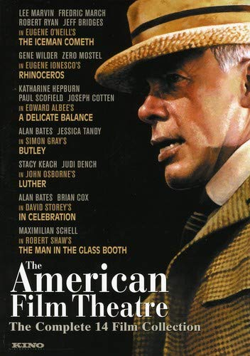 American Film Theatre OFFer Complete free 14 Collection