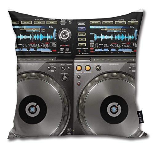 ghjkuyt412 CDJ-2000-NEXUS Print Pillowcase Home Life Cotton Cushion...