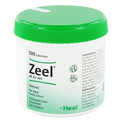 ZEEL ad us.vet.Tabletten 500 St