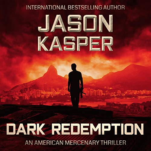 Dark Redemption: A David Rivers Thriller audiobook cover art