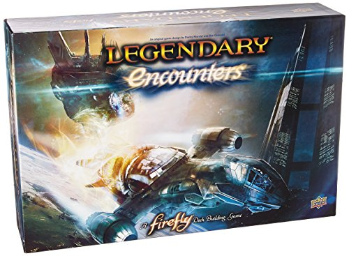 Legendary Encounters: Firefly Deck Building Game
