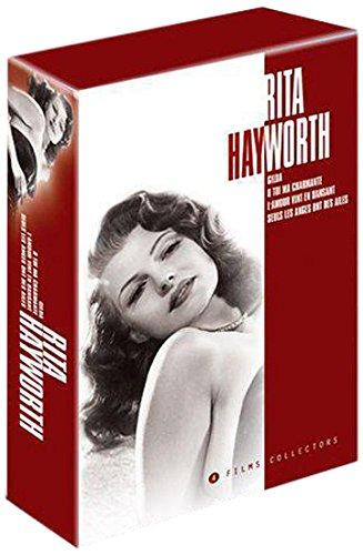 Coffret Rita Hayworth 4 DVD : L'amour vient en dansant - O toi ma charmante - Gilda - Seuls les anges ont des ailes