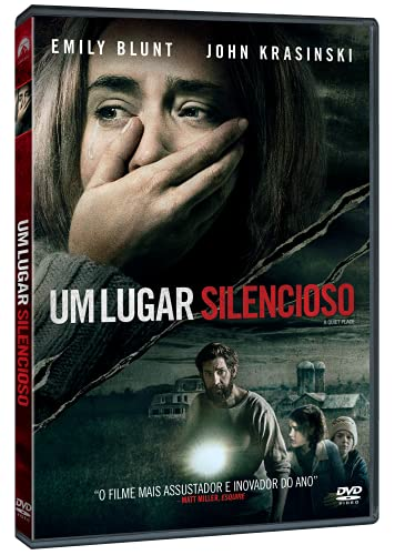 Um Lugar Silencioso DVD