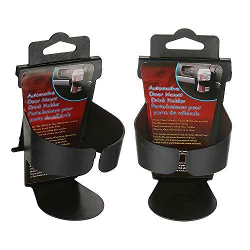 Sterke Auto Cup Houder Universele Auto Gemonteerd Grote Adapter ABS PP Water Fles Houder voor Koffie Beker Drankjes Fles Water Glas