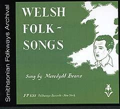 Welsh Folk Songs