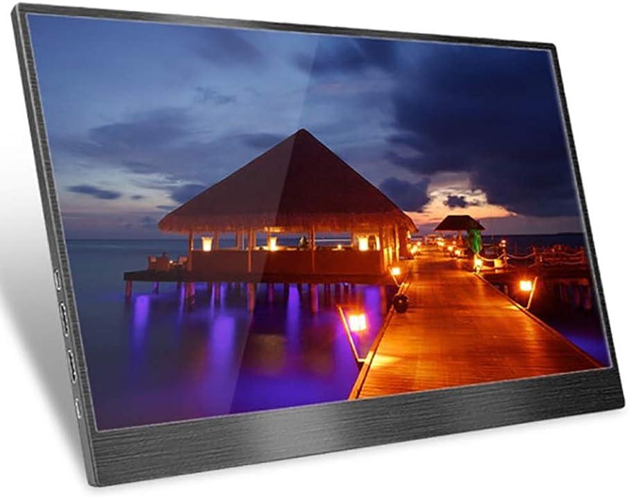 Monitor portatile da 17.3 pollici, batteria integrata, 3840x2160p 4k uhd ips B08BL3PLTW