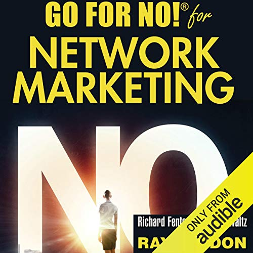 Go for No! for Network Marketing audiobook cover art