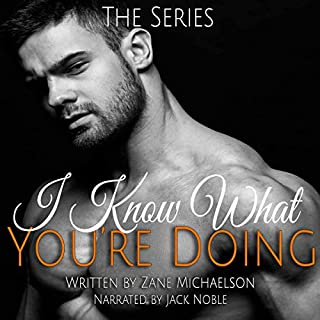 I Know What You're Doing audiobook cover art