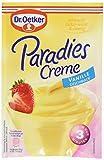 Dr. Oetker Paradies Creme Vanille Geschmack, 13er Pack (13 x 60 g) -