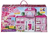 Mega Bloks 80229 - Barbie - Build 'n Style Luxus Villa -