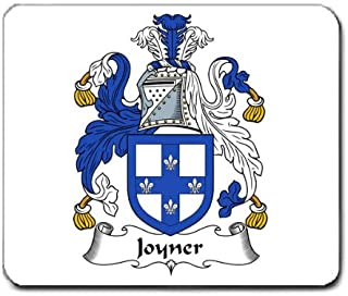 Joyner Family Crest Coat of Arms Mouse Pad