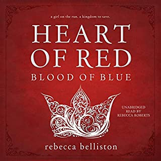 Heart of Red, Blood of Blue cover art