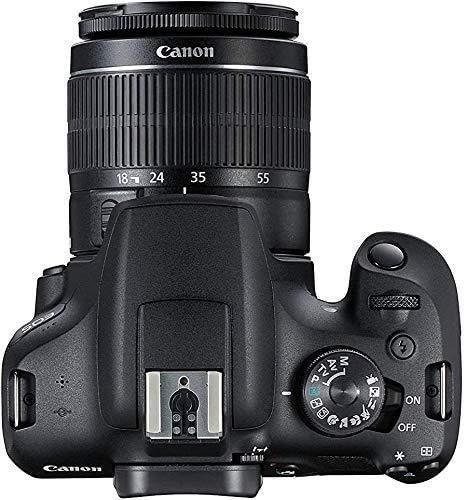 Canon Camera EOS 2000D 18-55+SB130+1 6GB, 2728C013 (6GB)
