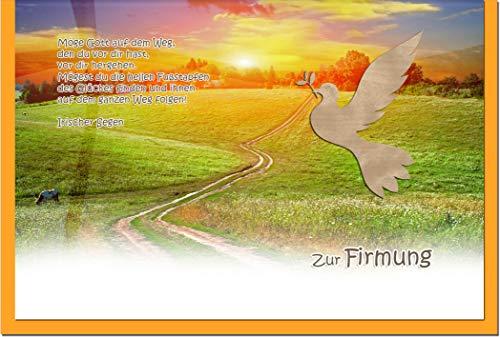 metALUm Karte zur Firmung WEG   1212059F