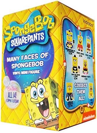 Kidrobot Spongebob Squarepants Many Faces Blind Box Figure product image