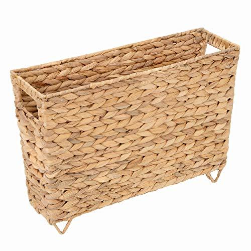 wicker file basket - 2