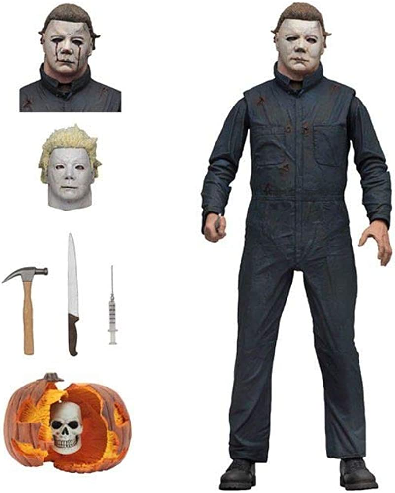 Neca halloween 2, statua michael mayers 60683