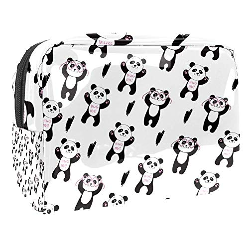 Maquillage Cosmetic Case Multifunction Travel Toiletry Storage Bag Organizer for Women - Hug Me Cute Panda