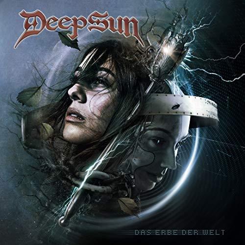 Deep Sun: Das Erbe der Welt (Audio CD)
