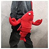 XLH Ingranaggio Protettivo da Sci, Cuscino del Fumetto del Fumetto Protezione Dell'anca per Bambini Protezione Dell'anca per Bambini Adulto per Principianti Snowboard Hip Pads Tailbone Pads,M Lobster