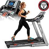 BH Fitness i.ZX7 G6473IRF - Tapis roulant - Elettrico - Pieghevole - Velocità max 18 Km/h - Inclinazione elettrica 12% max - 8 ANNI DI GARANZIA