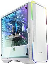 Boitier Moyen Tour ATX BitFenix Enso RGB avec panneau vitré (Blanc)