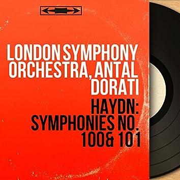 Haydn: Symphonies No. 100 & 101 (Mono Version)