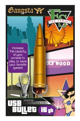 Twodots Memory Stick 16GB USB Bullet PC/PS3/XBOX 360 Memory Card