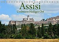 Assisi Umbriens Heiliger OrtAT-Version (Tischkalender 2022 DIN A5 quer): Fotografien aus und um Assisi, dem Weltkulturerbe der italienischen Region Umbrien. (Monatskalender, 14 Seiten )