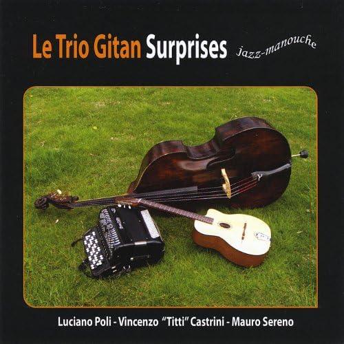 Le Trio Gitan