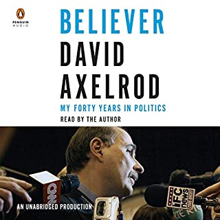Believer audiobook cover art