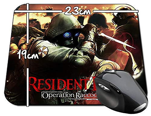Resident Evil Operation Raccoon City B Mauspad Mousepad PC