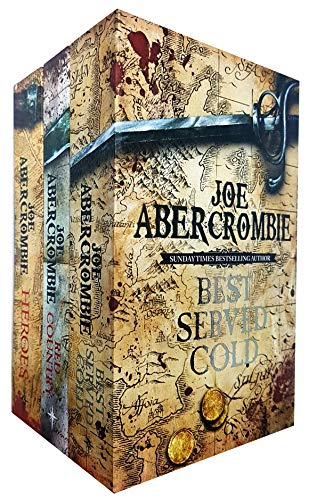 The Great Leveller Collection 3 Books Box Set by Joe Abercrombie (Best...