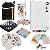 Polaroid Mint Instant Digital Camera (White) Gift Bundle + Paper (20 Sheets) +
