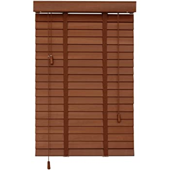 Persiana, madera de roble, 35 mm, incluye set de montaje, diversos tamaños: 40 / 50 / 60 / 70 / 80 / 90 / 100 / 110 / 120 / 130 / 140 / 160 x 130 o 160 o 250 cm (ancho x alto), roble, 80x130 (B x H in cm): Amazon.es: Hogar