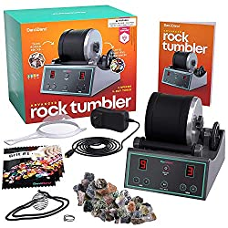 Best Rock Polishers Review - Discover with Dr. Cool Hobby Rock Tumbler