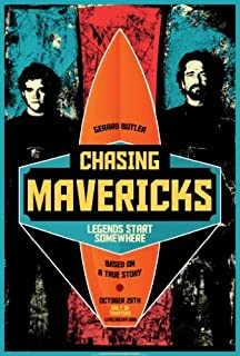 Chasing Mavericks Poster 11X17 Mini Poster