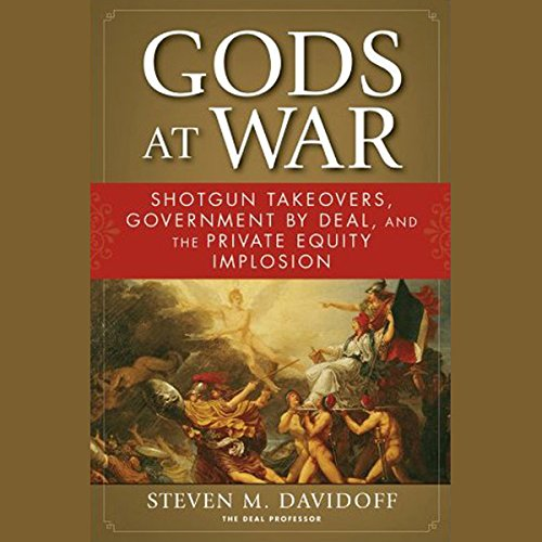 Gods at War cover art
