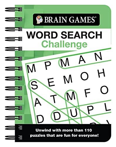 Brain Games Mini - Word Search Challenge