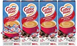 Nestle Coffee mate Coffee Creamer, Peppermint Mocha, Liquid Creamer Singles, Box of 50 Singles (Pack of 4)